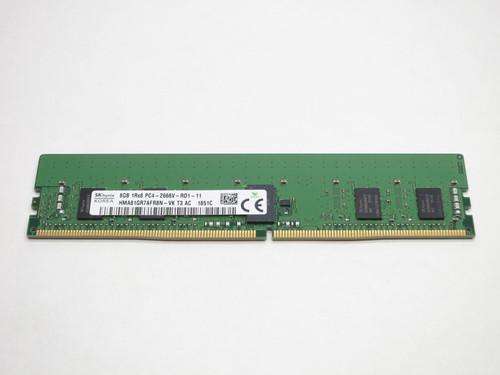 HYNIX 8GB DDR4 2666 RDIMM ECC REG 1Rx8 CL19 PC4-21300 1.2V 288-PIN SERVER MODULE