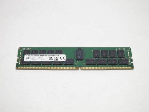 MTA36ASF4G72PZ-3G2R1 MICRON 32GB DDR4 3200 ECC REG 2Rx4 SERVER MEMORY