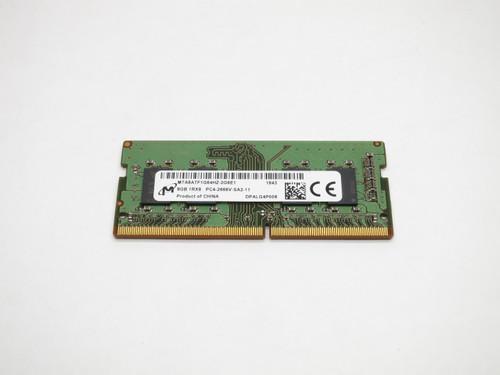 MTA8ATF1G64HZ-2G6E1 MICRON 8GB DDR4 2666 PC4-21300 SODIMM 1Rx8