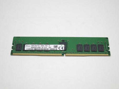 HMA82GR7JJR8N-VK HYNIX 16GB DDR4 2666 ECC REG 2Rx8 CL19 PC4-21300 SERVER MODULE