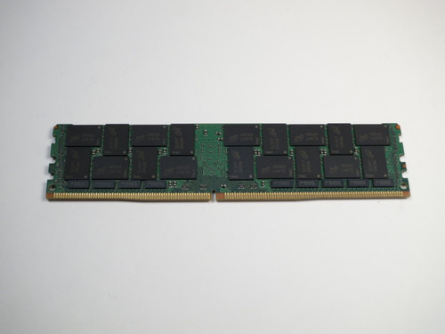 MTA36ASF4G72LZ-2G3A1 MICRON 32GB DDR4 2400 LRDIMM ECC REG 2Rx4 CL17 PC4-19200 1.2V 288-PIN SERVER MODULE