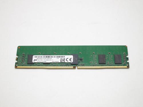 MTA9ASF1G72PZ-2G6J1 MICRON 8GB DDR4 2666 ECC REG 1Rx8 PC4-21300 SERVER MODULE