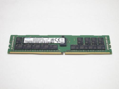 M393A4K40CB2-CVF SAMSUNG 32GB DDR4 2933 RDIMM ECC REG 2Rx4 PC4-23400 1.2V 288-PIN SERVER MODULE