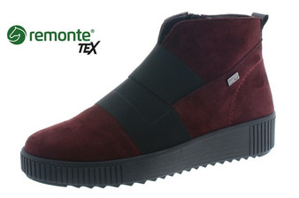 Remonte Wegde Boot Purple Remonter7971-30