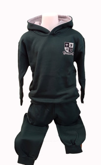 CLONMORE HOODY GREEN