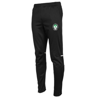 STANNO FIELD ADULT TRAINING PANTS BLACK/GREEN 432000