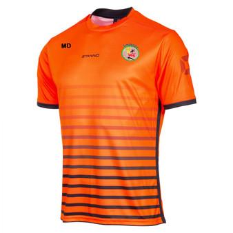 Fit 4 Life Fusion Shirt Orange