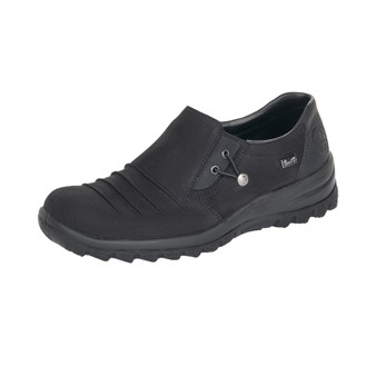 RIEKER L7154-00 BLACK TEX