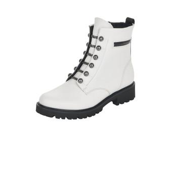 Remonte D8670-80 White Boot