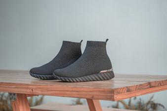 Remonte D5971-02 Sock Boot Black
