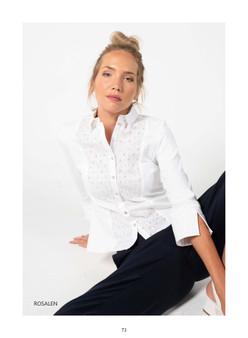 Tinta Rosalen White Shirt