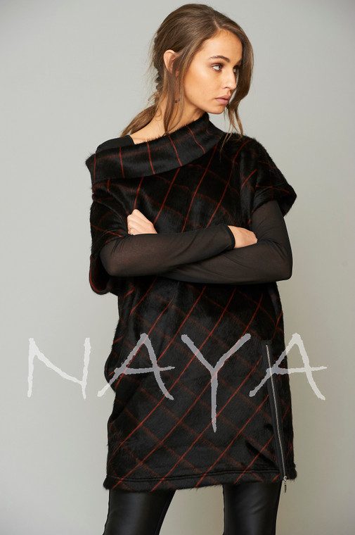NAW19251-RUST/BLACK