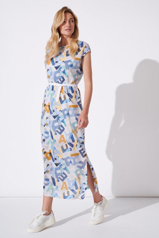 Feria FH229-2 Print Dress