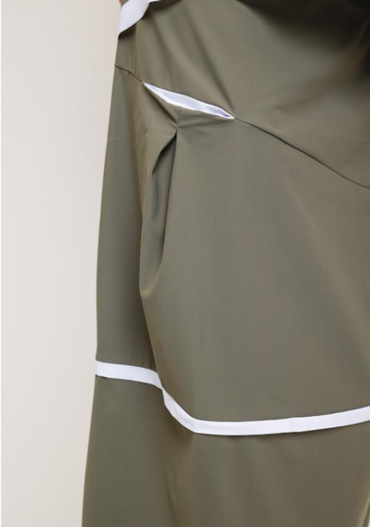 Naya NAS21180 Skirt with tuck