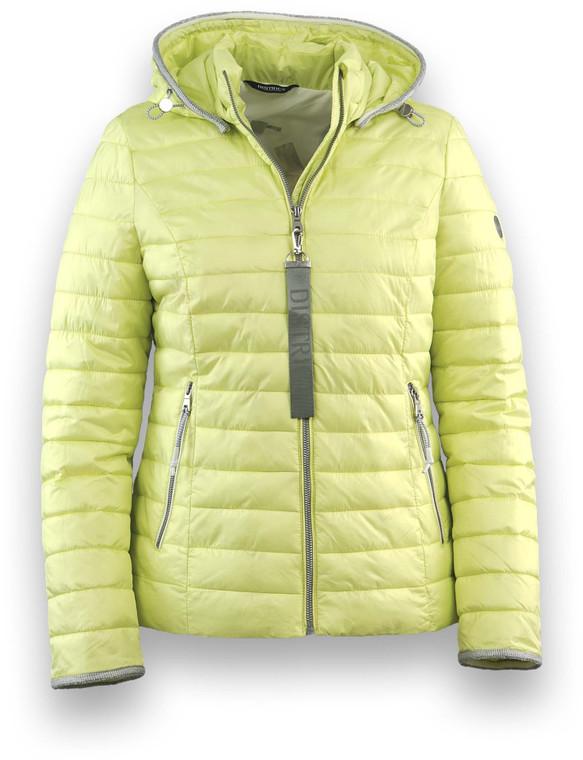District Jacket Montego Lime