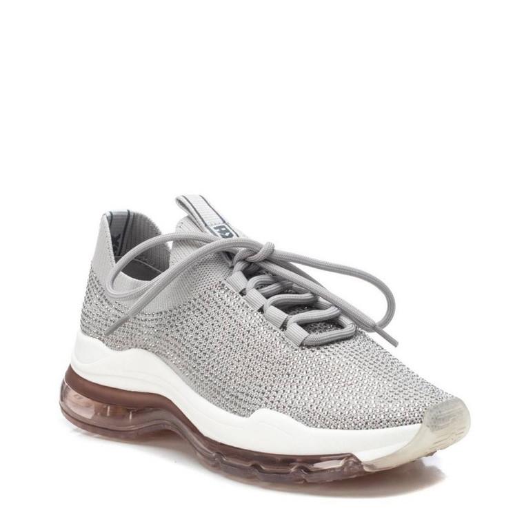 XTI 42584 Ice Textile Ladies Shoes Trainer With Bubble Sole Unit