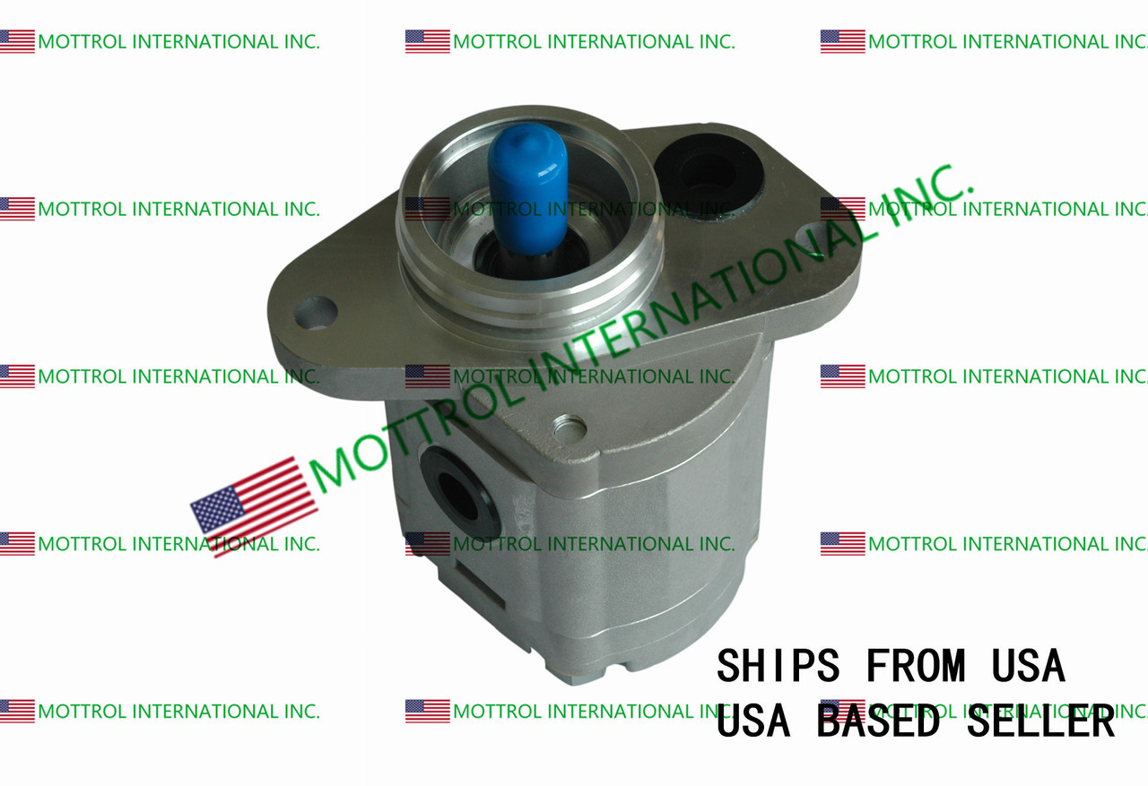 Hitachi 4255303 9218004 Pilot Gear Pump Excavator Parts EX100-2 EX120-2 EX200-2
