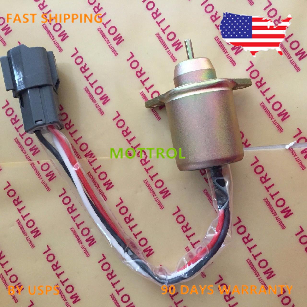 YM 121850-49810 Thermostat  For Yanmar 4TNV94 4TNV98 4TNE94 Komatsu 4D94 4D98