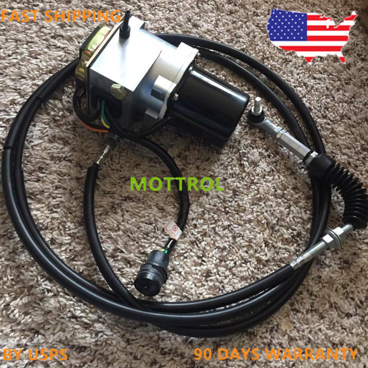 106-0092 1060092 Throttle Motor For Caterpillar CAT E320L E320