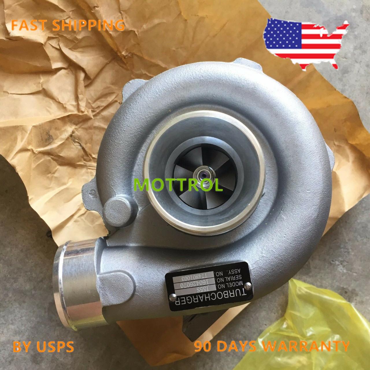 Turbocharger Turbo 148-7183 2199773 Fits Caterpillar Engine CAT 3054 3054B  3054C