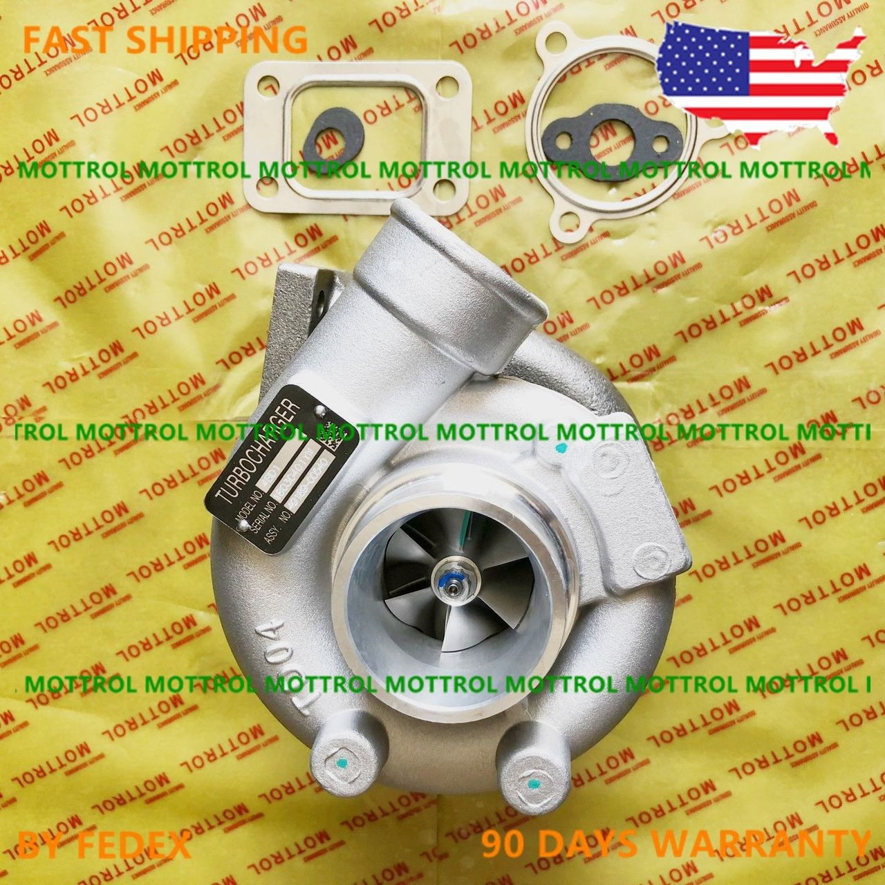 49189-05100 , RHB6 Turbocharger FITS FOR HITACHI EX120-5 ISUZU 4BG1 ENGINE