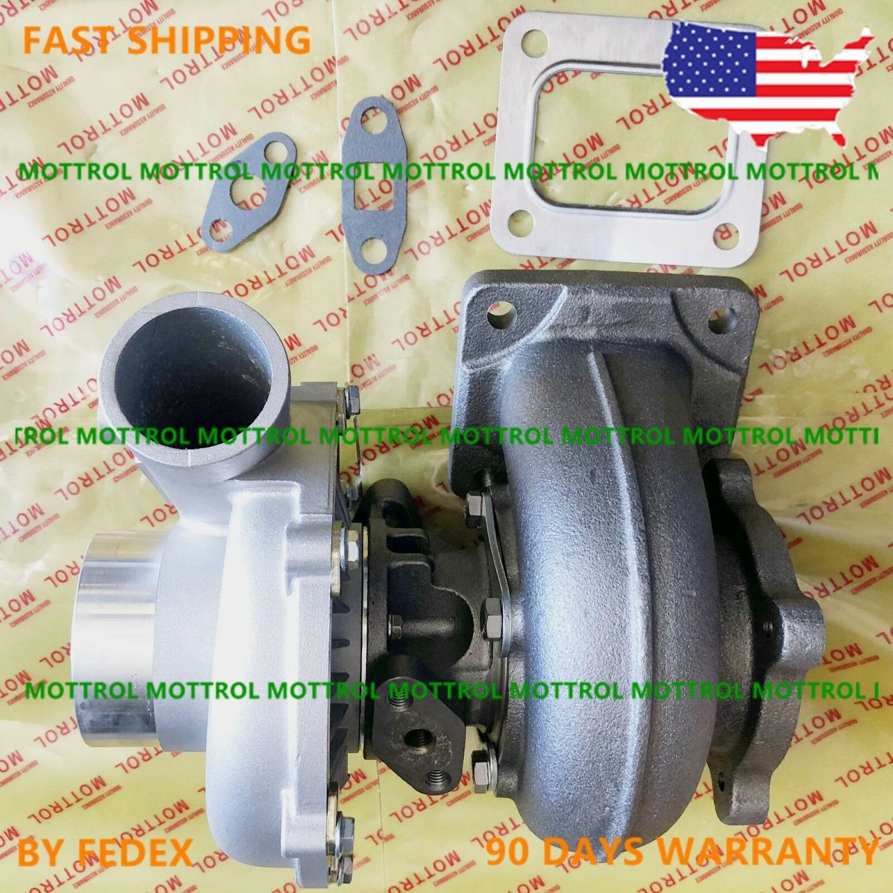RHE61 1144002961 114400-3320 Turbocharger FITS FOR HITACHI EX200-5 ISUZU  6BG1T ENGINE JCB