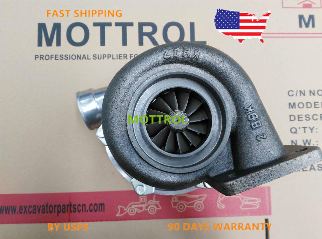 24100-1870B RHC7 TURBOCHARGER FITS HITACHI EX220 EX270 HINO H06CT ENGINE,NEW