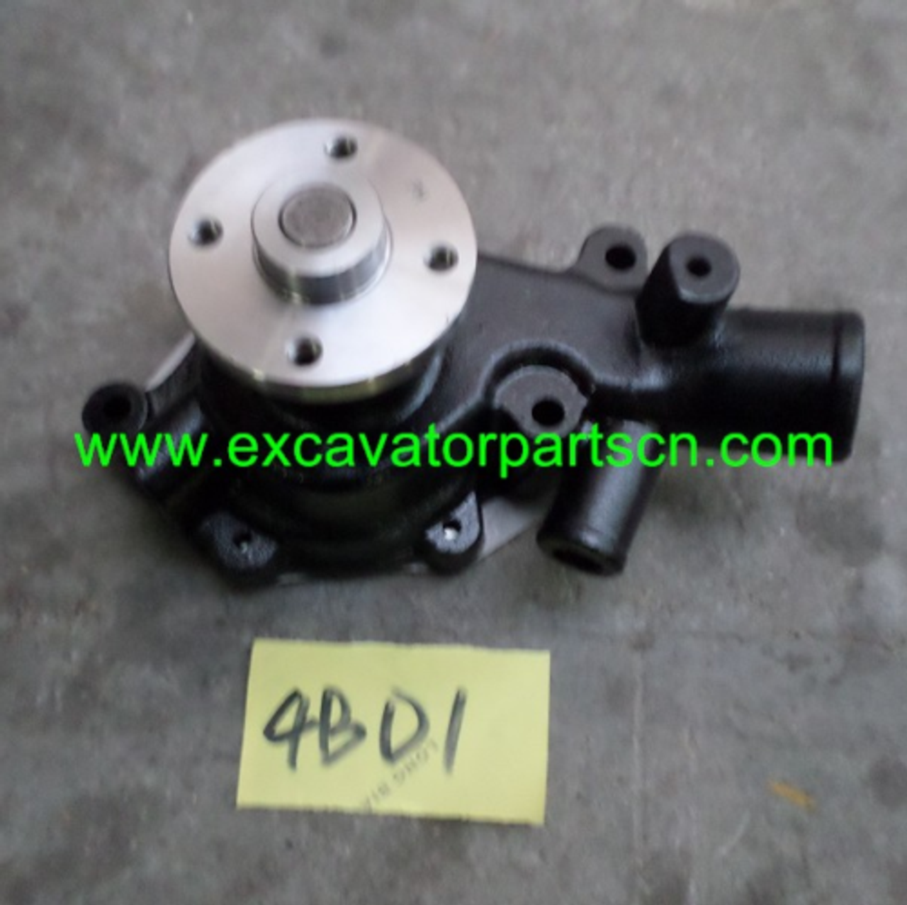 Water pump for ISUZU 4BD1 HITACHI EX120-2 EX100 SUMITOMO SH120