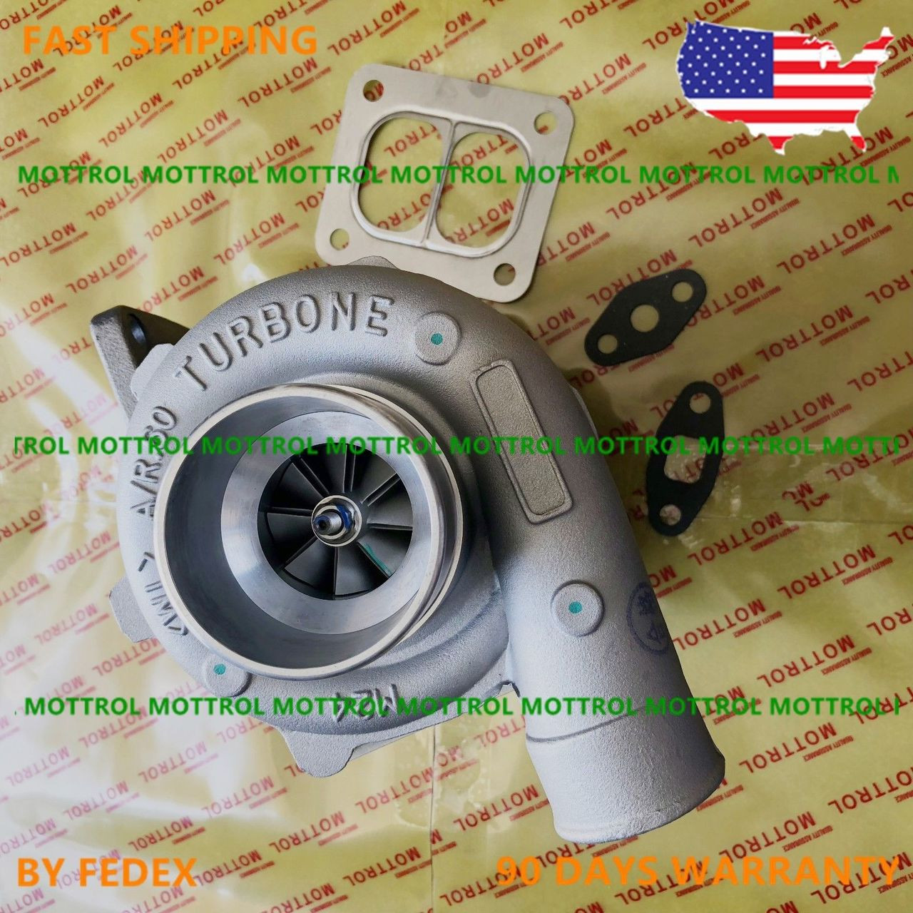 Turbocharger 6137-81-8301 For Komatsu Excavator PC200-3 with S6D105 Engine