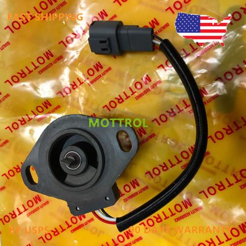ANGLE SENSOR FITS HITACHI EX100-3 EX100-2 4257164 Potentiometer Positioner
