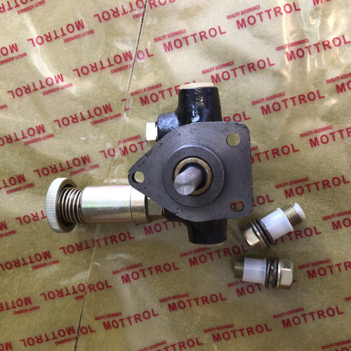 New Fuel Feed Pump 105217-6030 Fit For Komatsu 6D125 Engine PC400-6