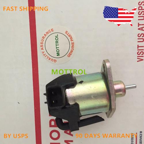 12V Fuel Shut Off Solenoid Valve 1C010-60016 1C010-60017 FIT Kubota V2203  V1505 V3300 V3600,M6800 M8200 M8540 M9000 M9540 M95S M95X