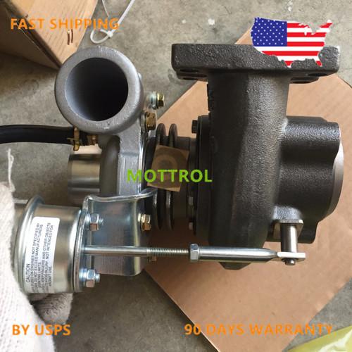 E312 Turbocharger FITS FOR CAT EXCAVATOR E312 PERKINS 3054 3054B 3054C ENGINE