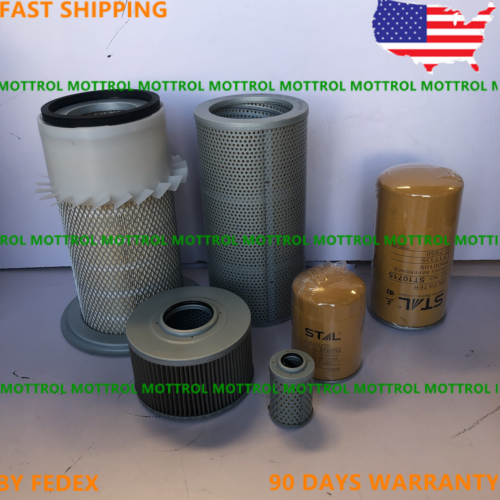 FITS FOR CATERPILLAR CAT E70B 4D32 ENGINE FILTER (AIR ,FUEL