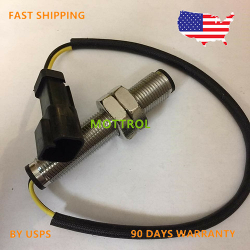 189 5746 1895746 318 1181 3181181 6V2455 6V 2455 Speed Sensor RPM Revolution Fits Caterpilar CAT E330B E330C E330D