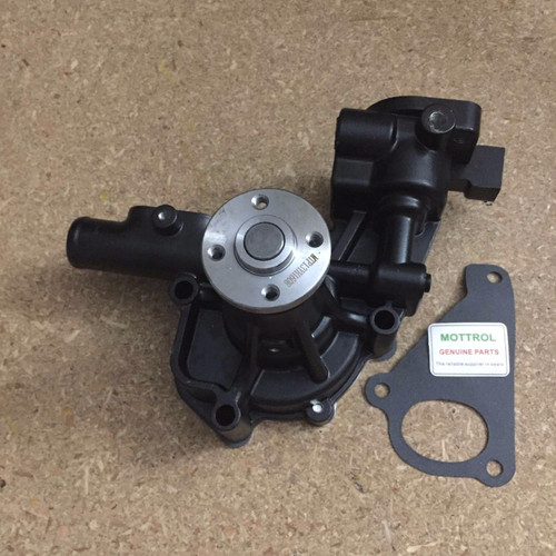 129004-42001 Water Pump With Pipe FIT for Komatsu Excavator PC45R-8 PC58UU 4D84