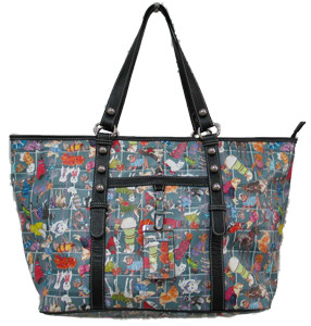 Sydney Love Diva Dogs Large Tote