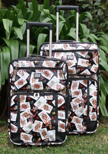 Sydney Love Queens Collection 2Pc Luggage Set