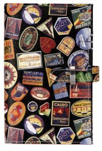 Sydney Love Vintage Hotel Notebook Agenda