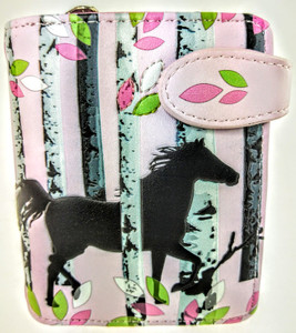 SHAGWEAR FOREST HORSE IN PINK