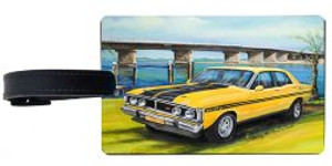 YELLOW GTHO FALCON (PVC)