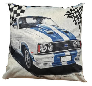 COBRA FORD CUSHION COVER 45cm x 45cm (COVER ONLY)
