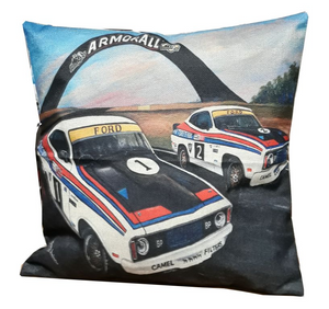 BATHURST 1-2 FORD CUSHION COVER 45cm x 45cm (COVER ONLY)