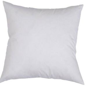 Cushion Inserts 45 cm x 45 cm White Case Hypoallergenic