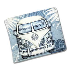 KOMBI BLUE by Lisa Pollock