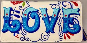 MIA LOUISE LOVE WALLET