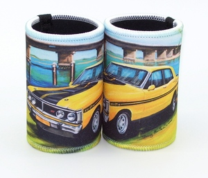 GTHO YELLOW STUBBY HOLDER