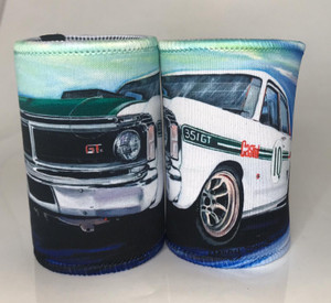FALCON GT WHITE STUBBY HOLDER