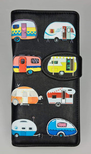HAPPY CAMPERS DESIGNER WALLET