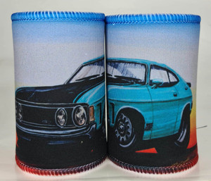 XA GT FALCON BLUE STUBBY HOLDER